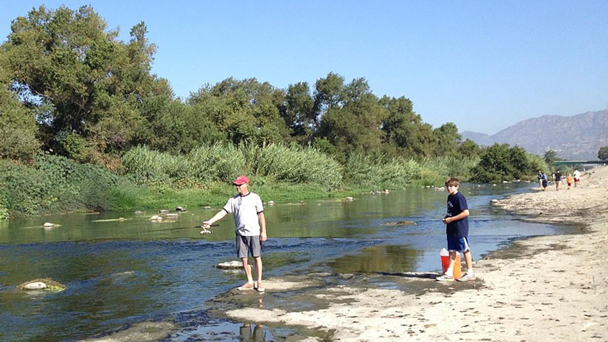 Learn About Recreational Use of the L.A. River